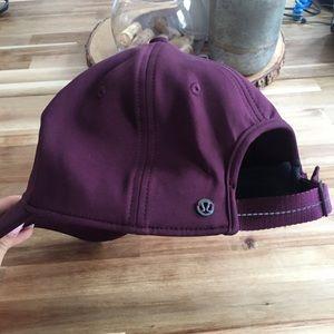 Lululemon baseball cap. NWOT